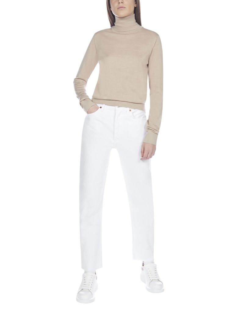 Lanvin Top - Light beige