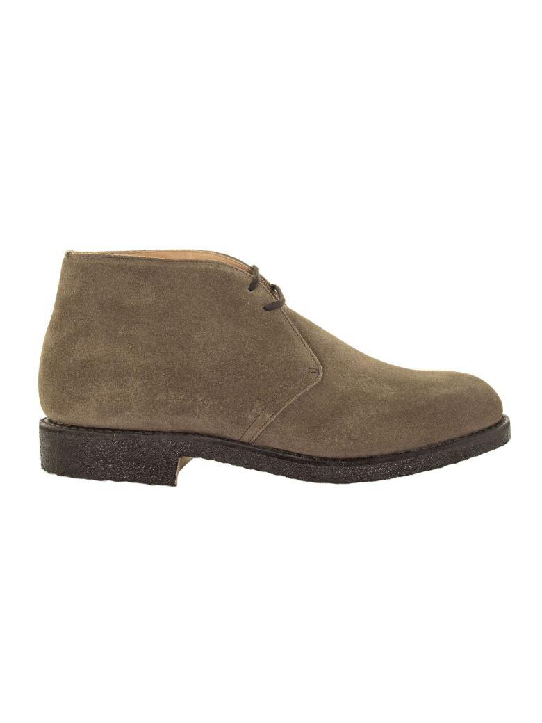Church's Ryder Suede Desert Boot - Mud
