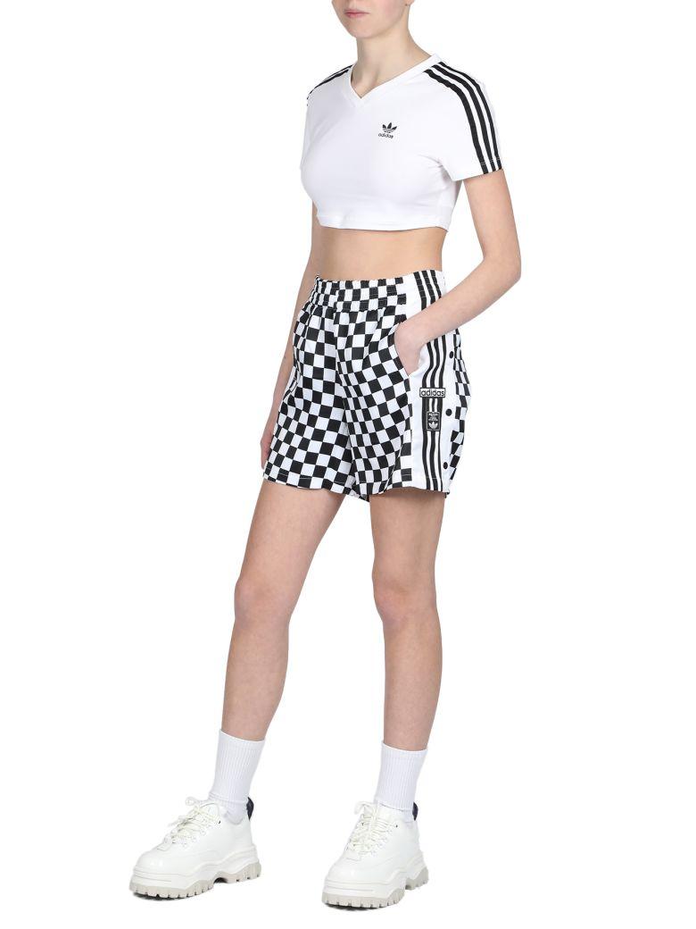 Adidas Originals Short Sleeve T-Shirt - Bianco