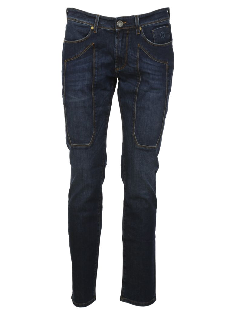 Jeckerson Fit Slim Jeans - Denim scuro