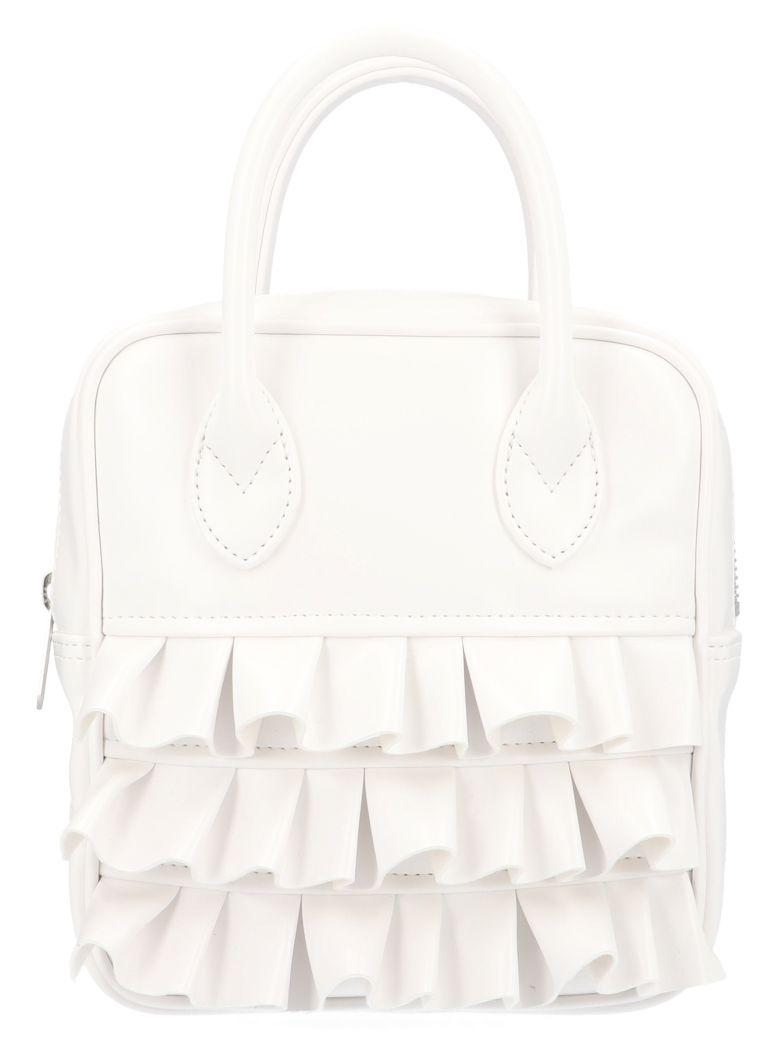 Comme Des Garçons Girl Bag - White