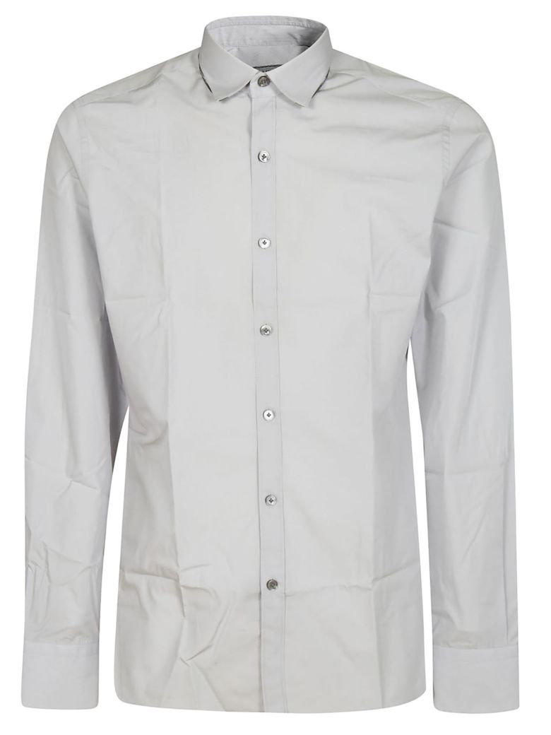 Lanvin Slim Fit Shirt - Grey