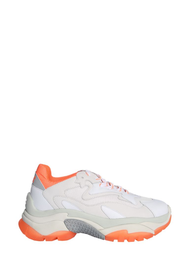 Ash Sneaker Addict - BIANCO