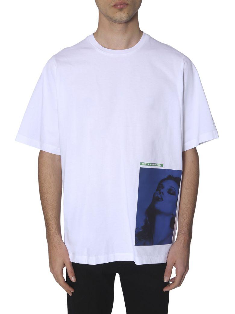 Dsquared2 Mert & Marcus 1994 X Dsquared T-shirt - BIANCO