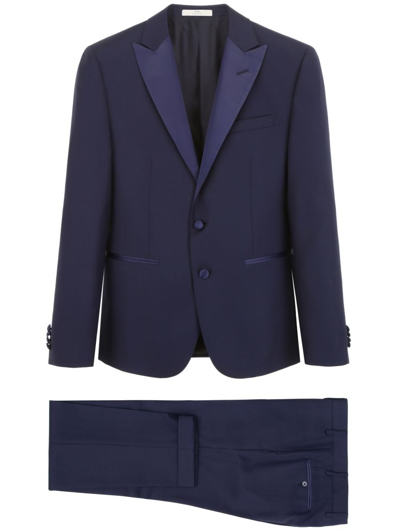 CC Collection Corneliani Tuxedo - NAVY|Blu