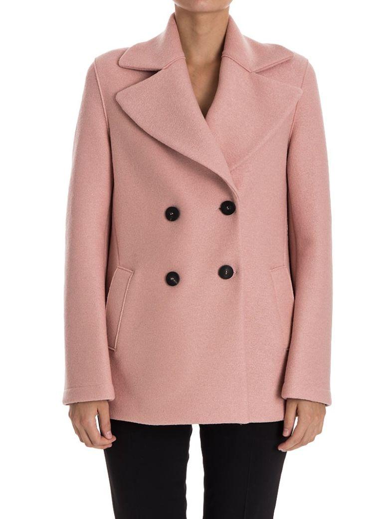 Harris Wharf London - Wool Jacket - Pink