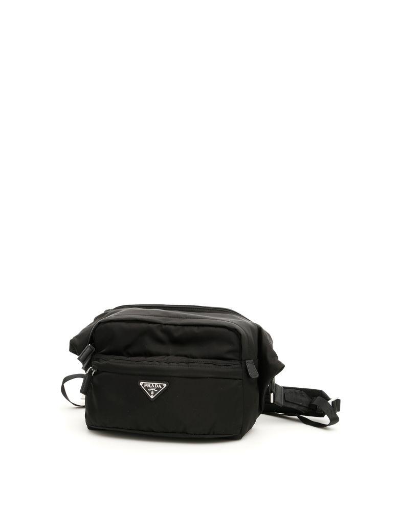 Prada Messenger Beltbag - NERO (Black)