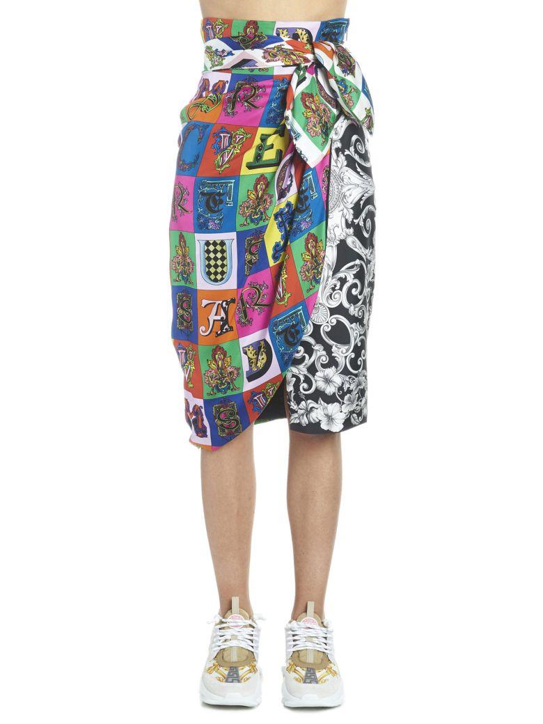 Versace Skirt - Multicolor