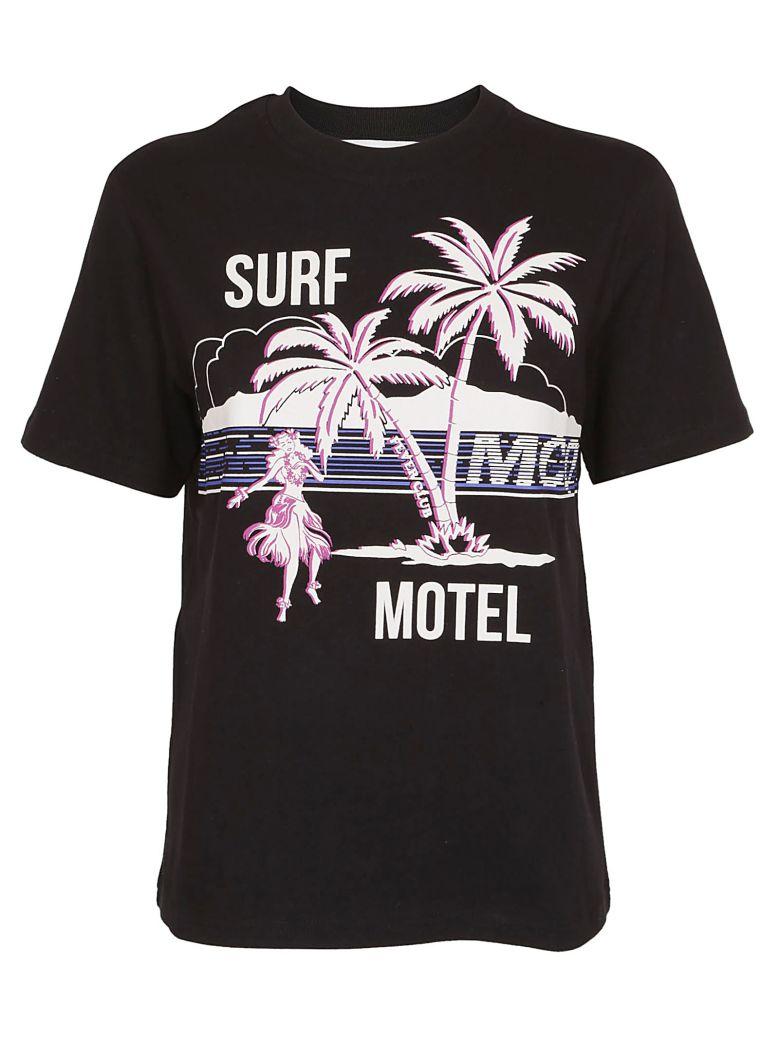 McQ Alexander McQueen Surf Motel T-shirt - Black