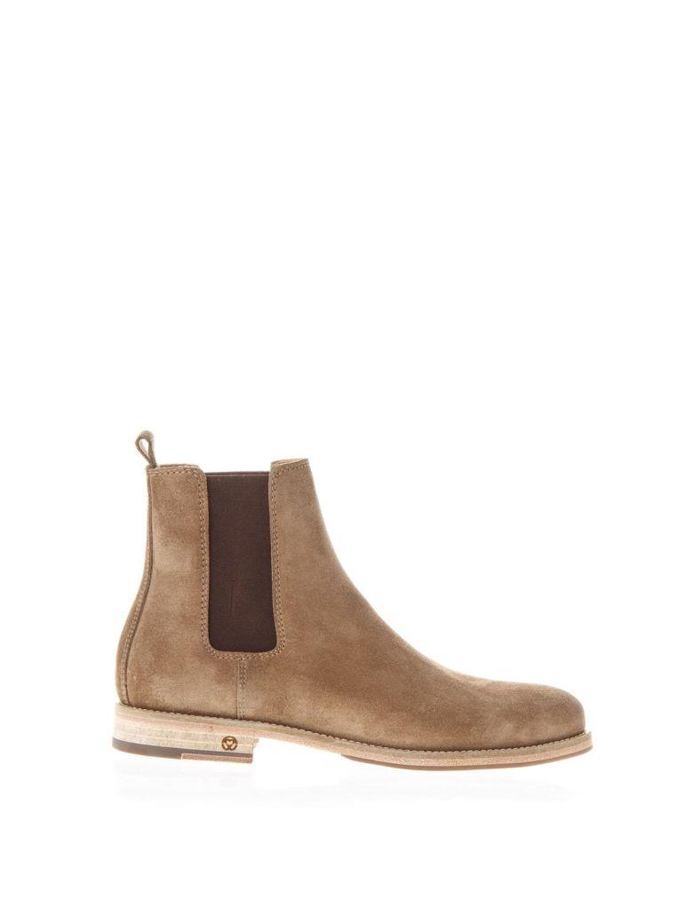 National Standard Desert Suede Boots - Desert