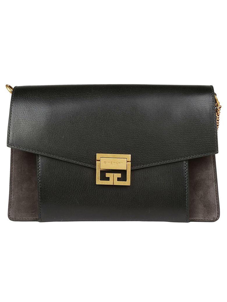Givenchy Gv3 Medium Bag - Black grey