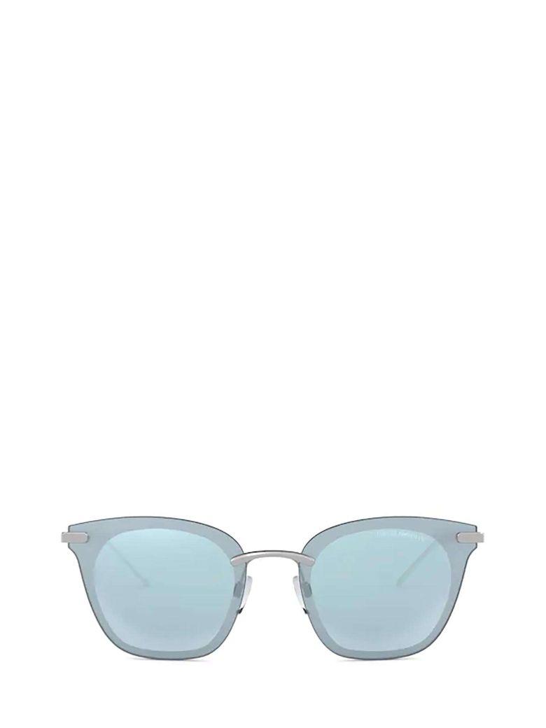 Emporio Armani Emporio Armani Ea2075 Silver Sunglasses - 30156X