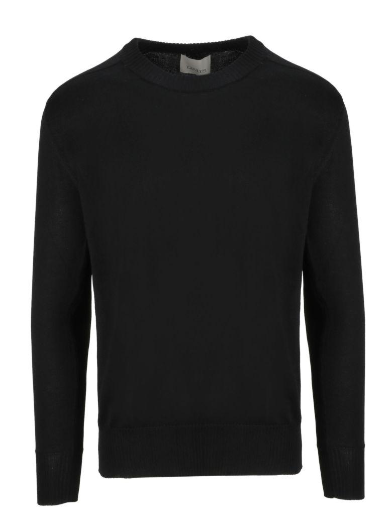 Laneus Classic Sweater - Nero