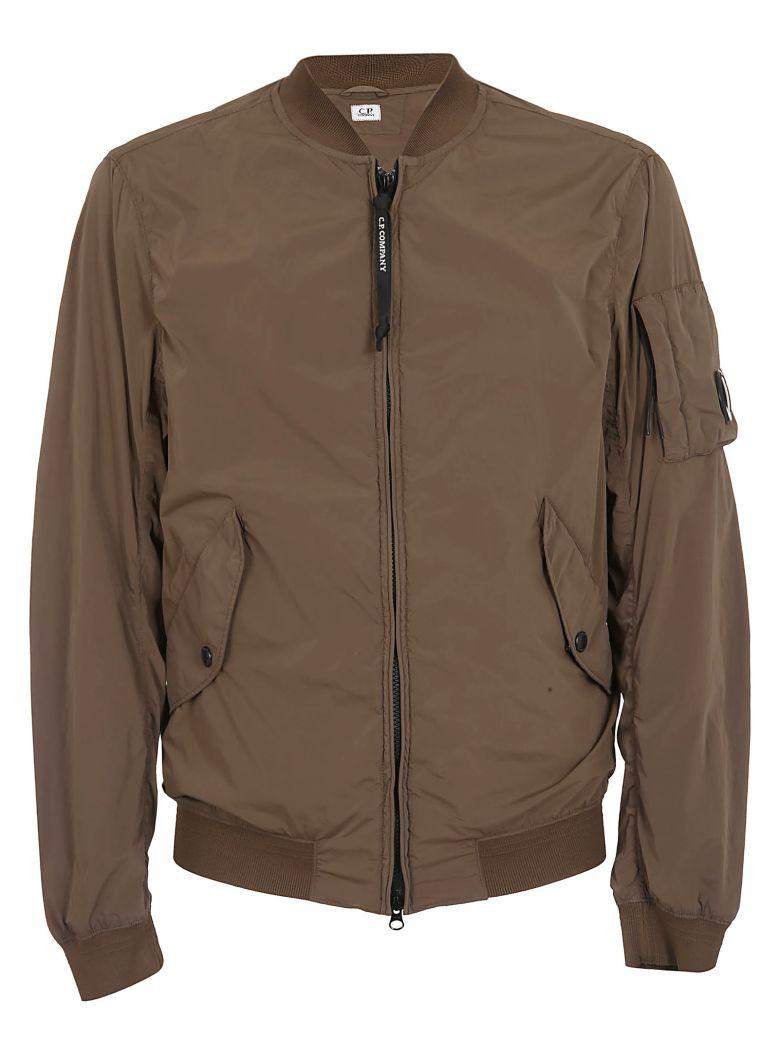 C.P. Company Zipped Jacket - Militare