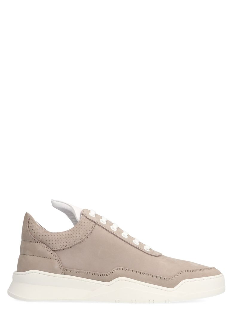 Filling Pieces 'ghost Collar' Shoes - Beige