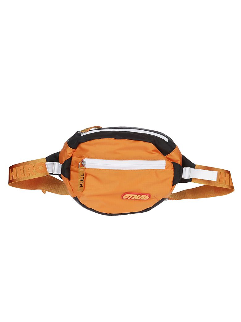 HERON PRESTON Shell Belt Bag - Multicolor