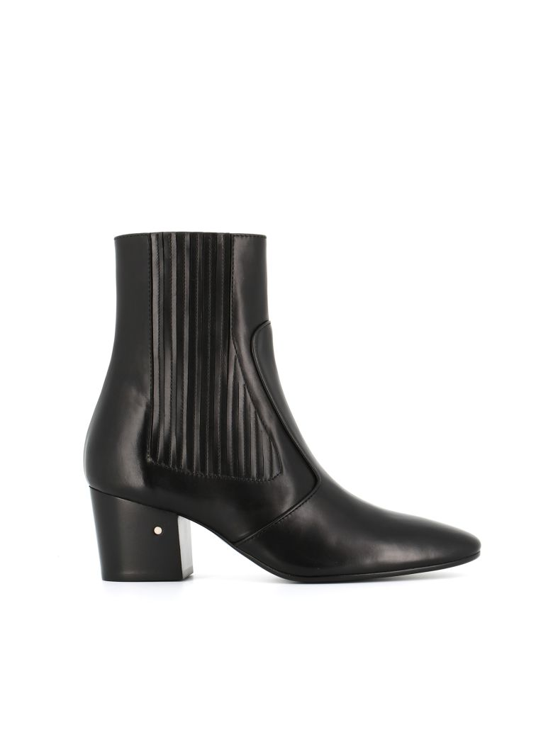 """Laurence Dacade Ankle Boots """"ringo"""" - Black"""