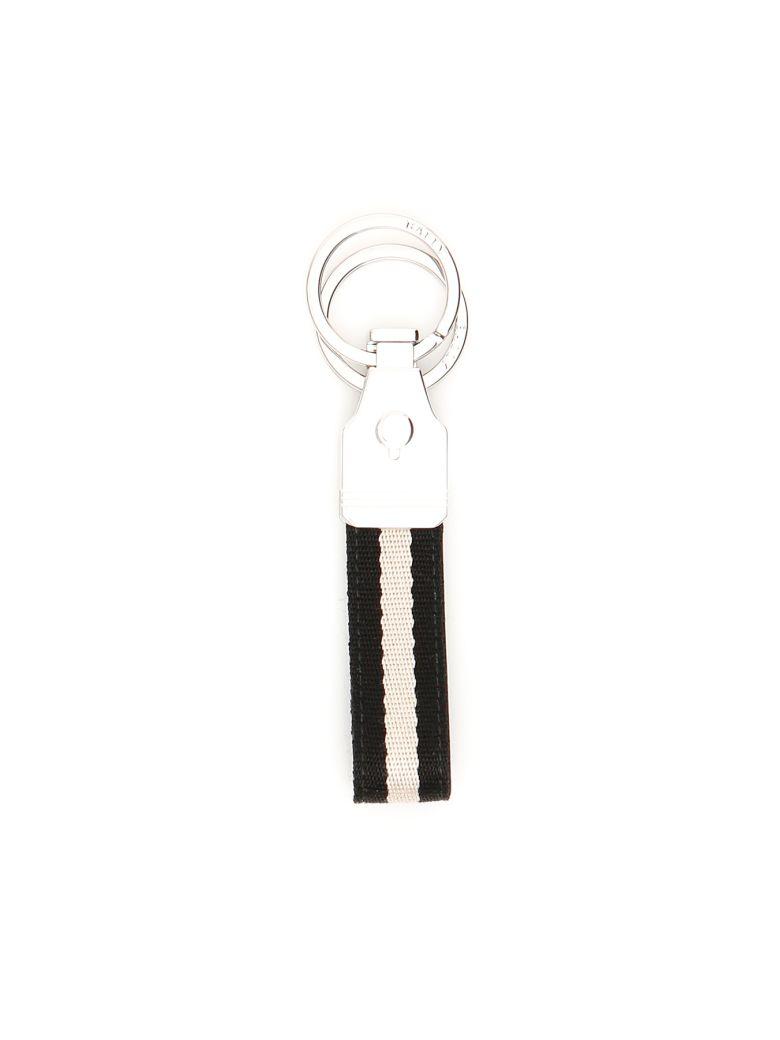 Bally Liron Keychain - PALLADIUM (White)