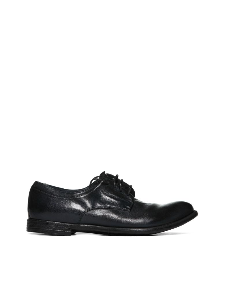 Officine Creative Laced Shoes - Blu profondo
