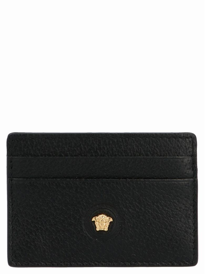 Versace 'medusa' Cardholder - Black
