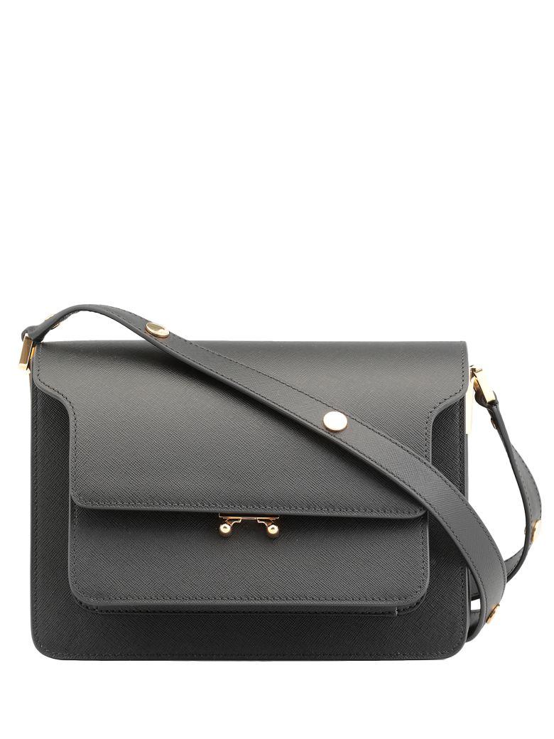 Marni Noos Trunk Bag - Black