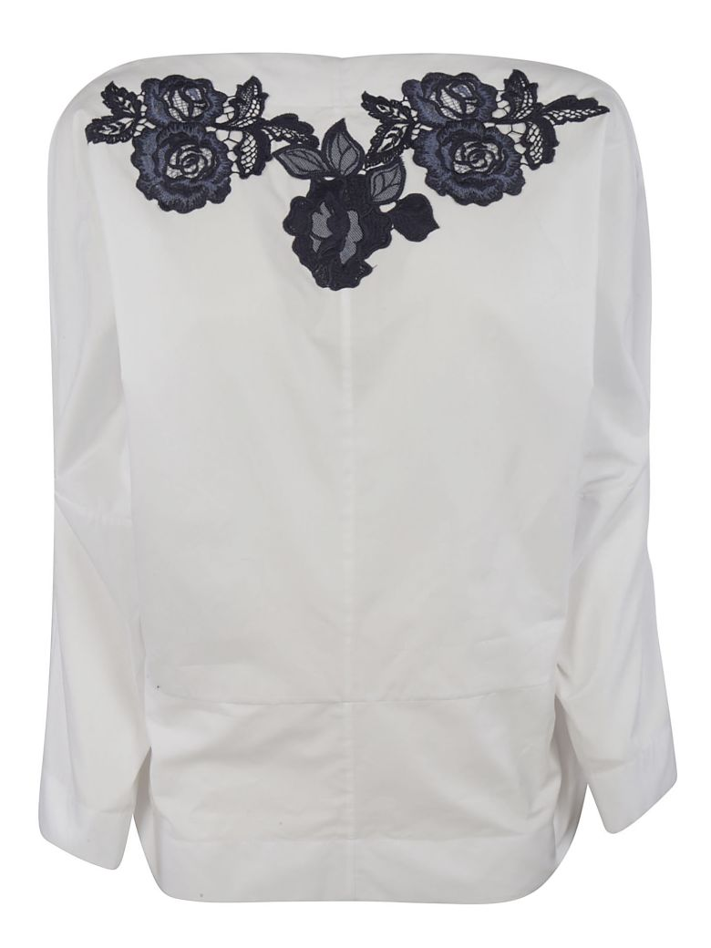 Antonio Marras Tie Waist Shirt