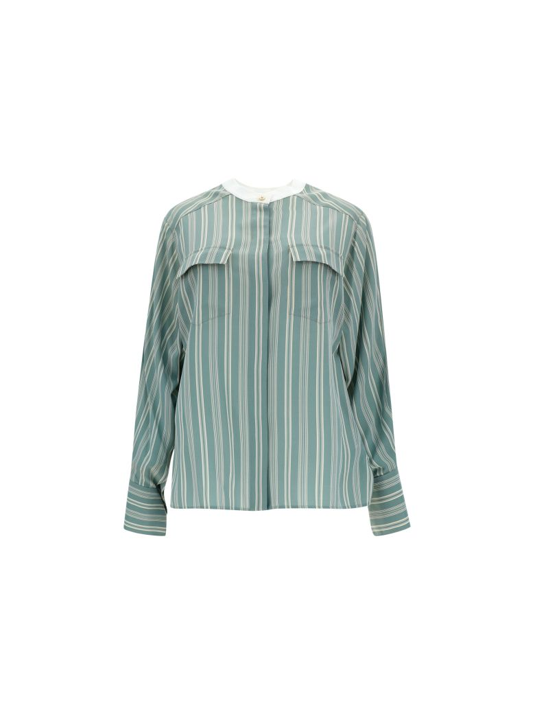 Chloé Shirt - Smoggy green
