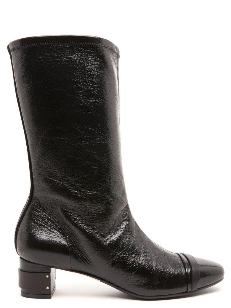 Stuart Weitzman 'beckett' Shoes - Black