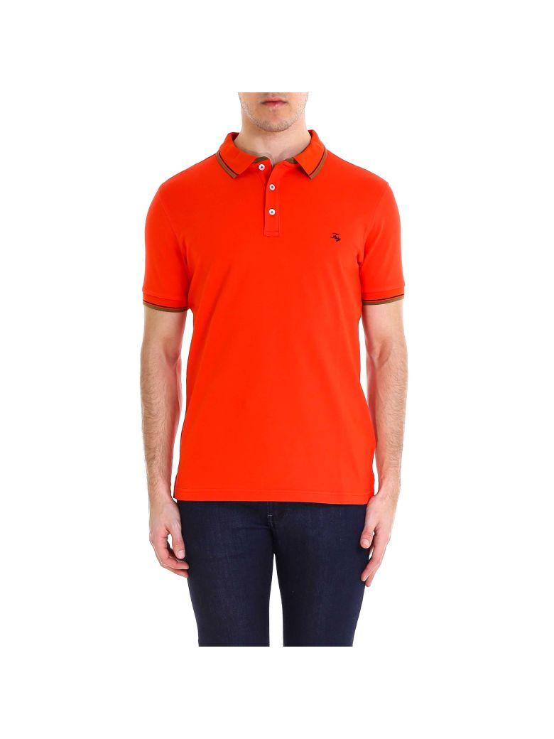 Fay Polo Shirt - Orange