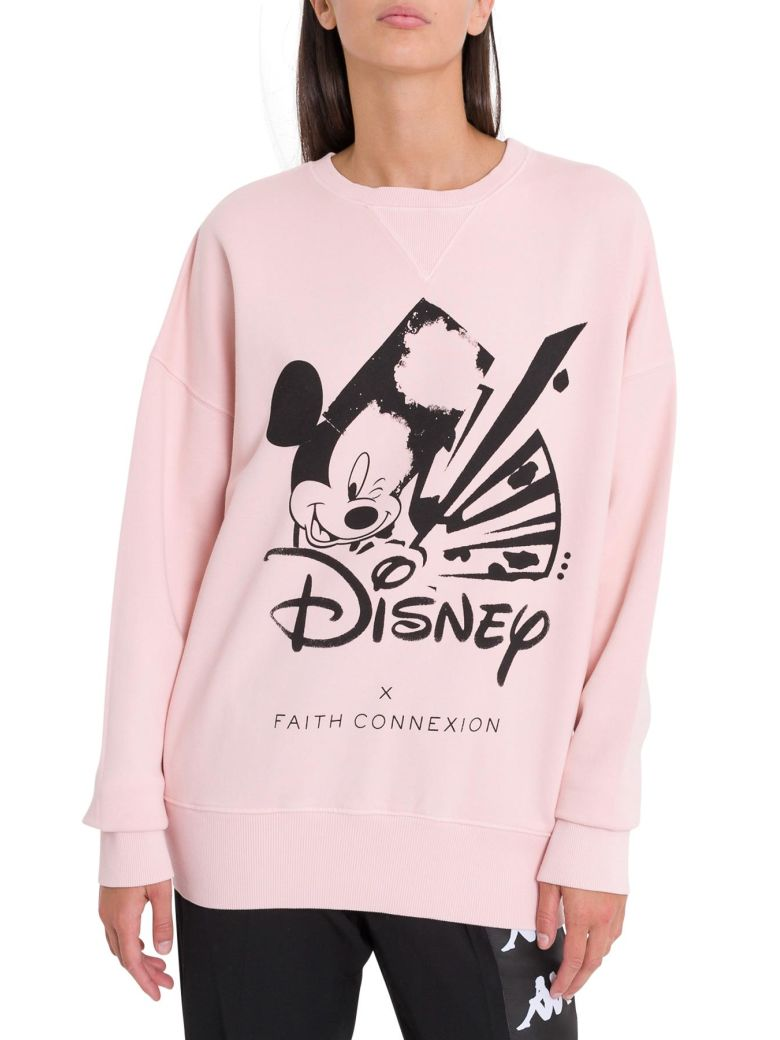 Faith Connexion Faith Connexion X Disney Sweatshirt - Rosa