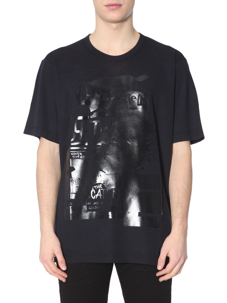 Dsquared2 Slouch Fit T-shirt - NERO