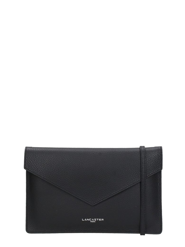 Lancaster Paris Pur Element Foulonn? Clutch - black