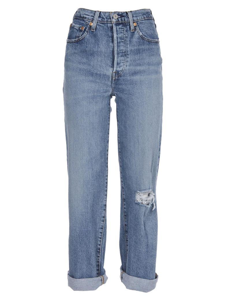 Levi's Ribcage Jeans - Blu