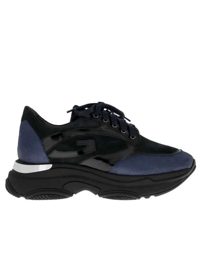 Alberto Guardiani Guardiani Sneakers Shoes Women Guardiani - blue