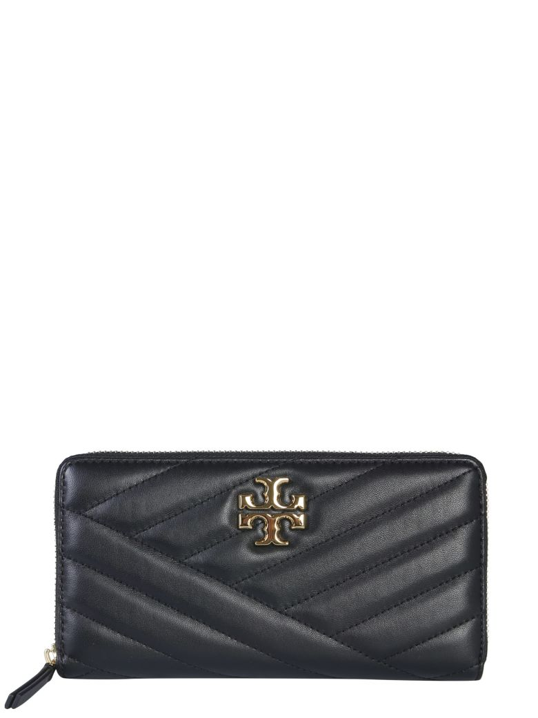 Tory Burch Continental Kira Wallet - NERO