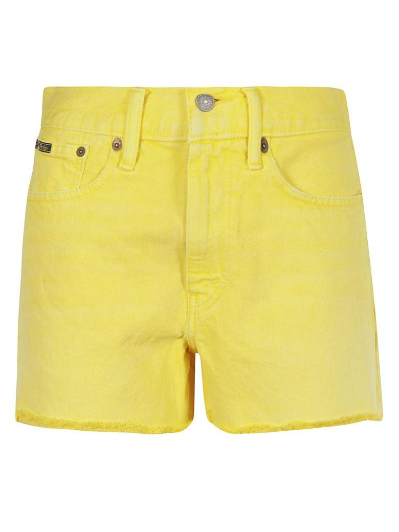 Ralph Lauren Fringed Shorts