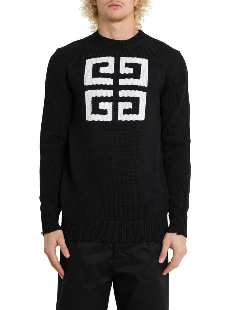 Givenchy Cottons 4G SWEATER