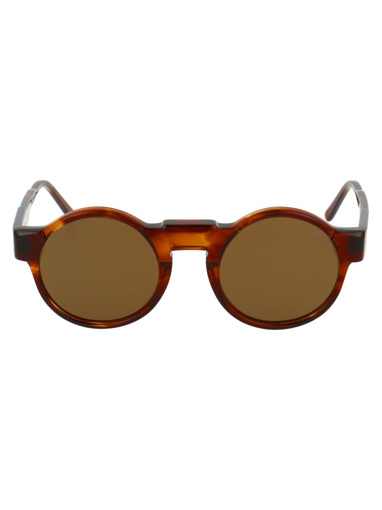 Kuboraum Sunglasses - Brown