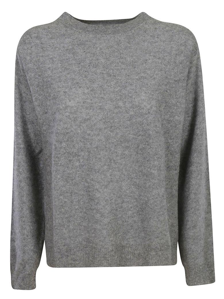 Sofie d'Hoore Mayleen Long-sleeved Sweater - Silver