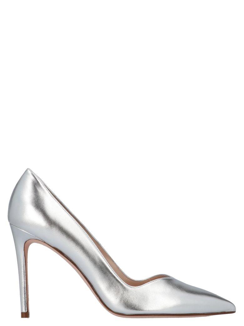 Stuart Weitzman 'anny' Shoes - Silver