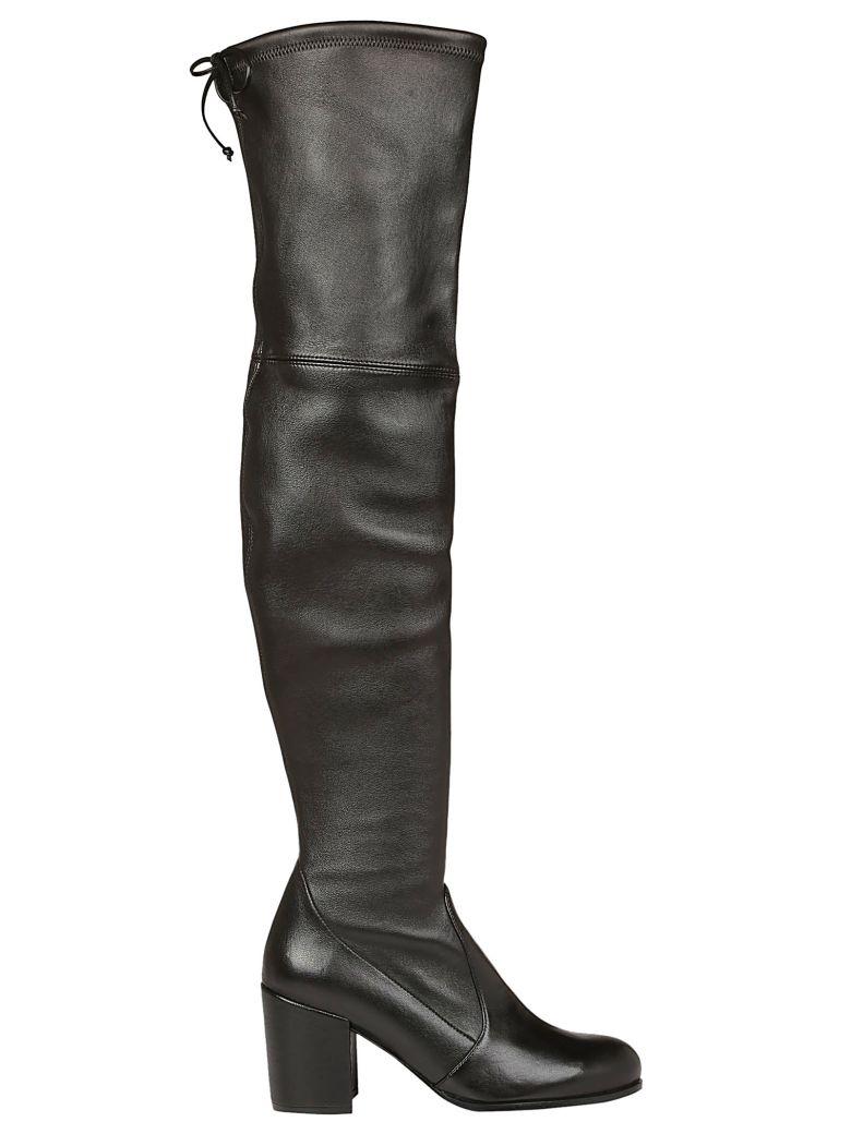 Stuart Weitzman Tieland Boot - Black