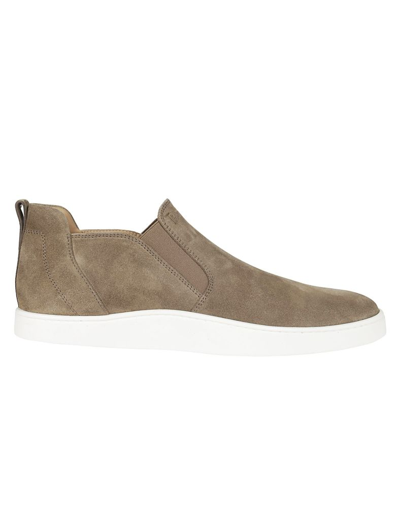 Tod's Classic Slip On Sneakers - Brown