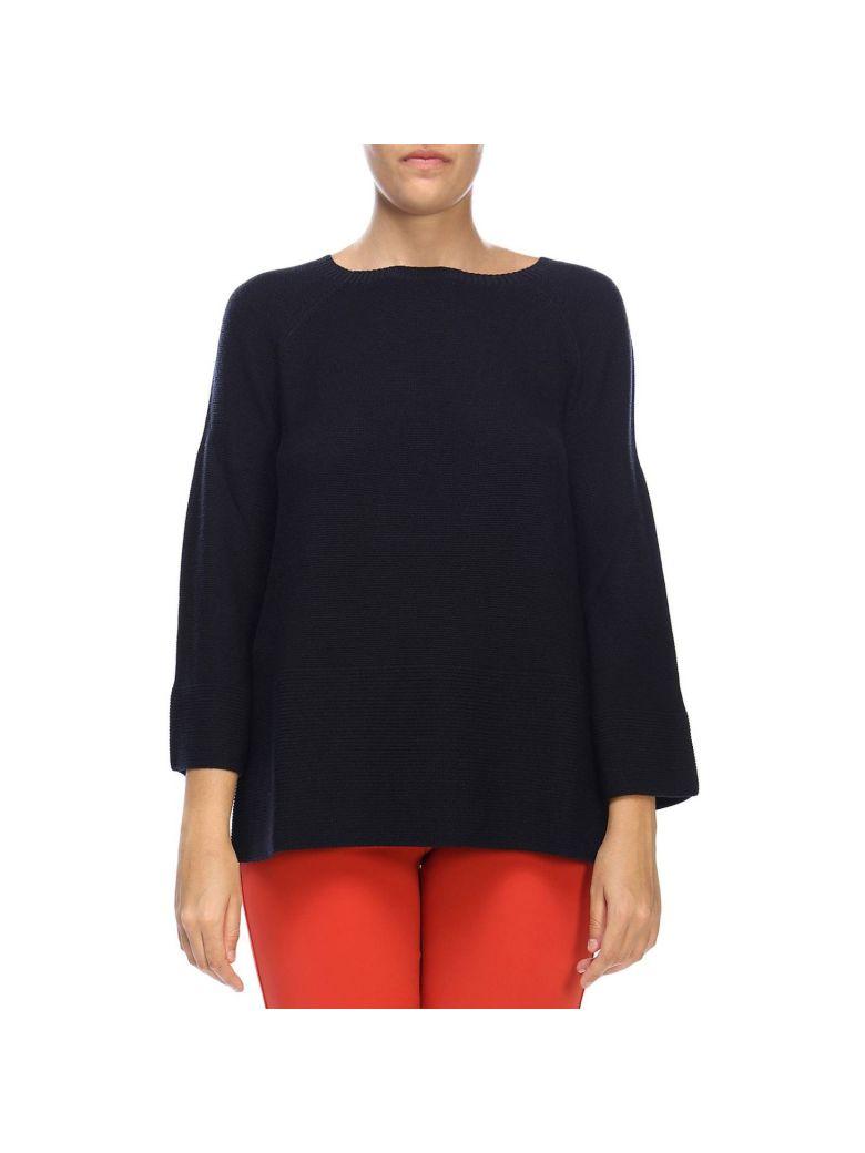 Marina Rinaldi Sweater Sweater Women Marina Rinaldi - blue