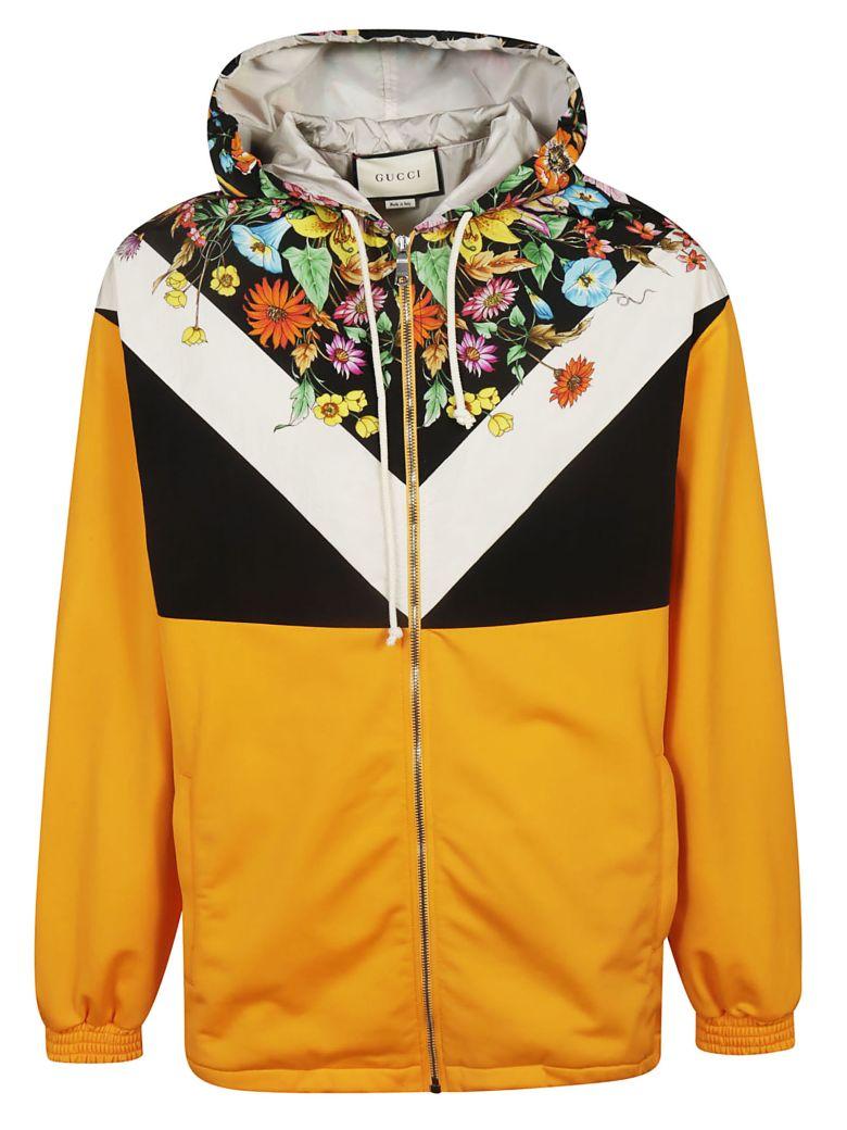 Gucci Floral Print Jacket - Basic