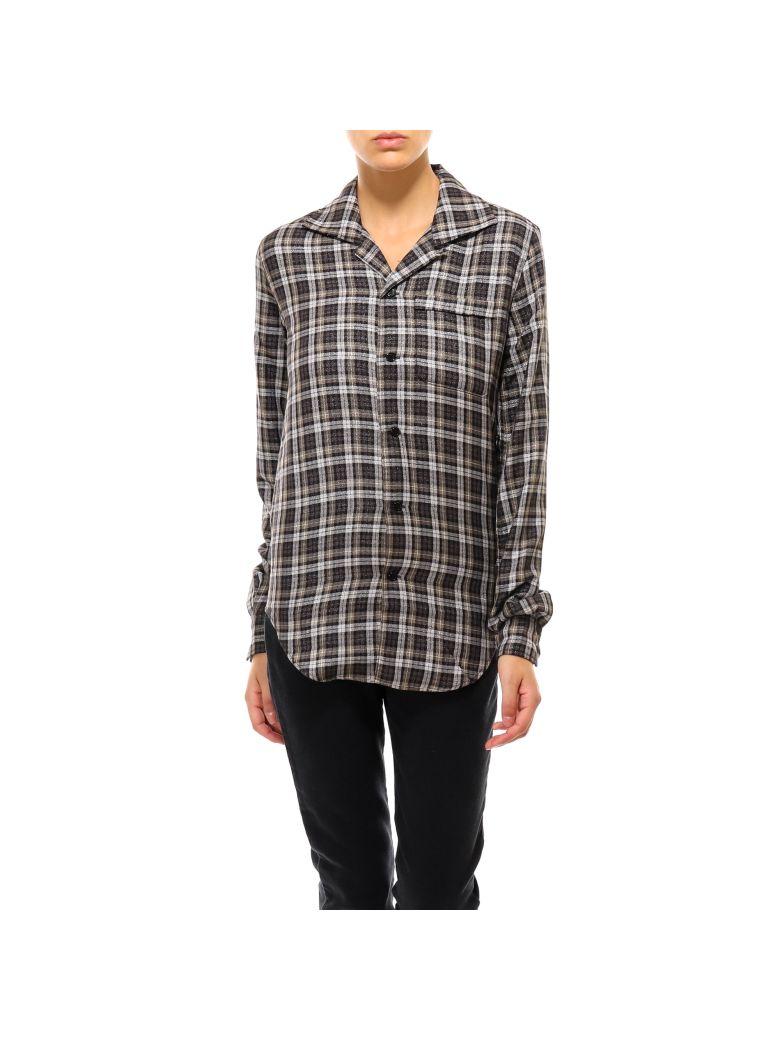 Saint Laurent Shirt - Brown