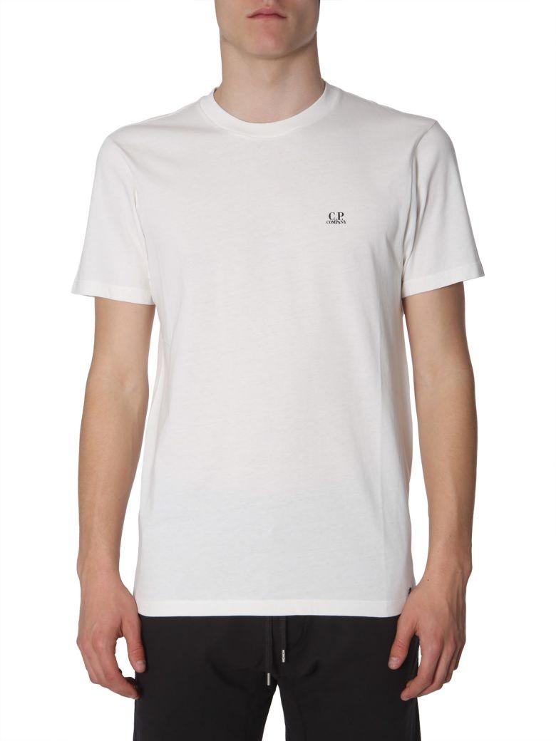 C.P. Company Jersey 20/1 T-shirt - BIANCO