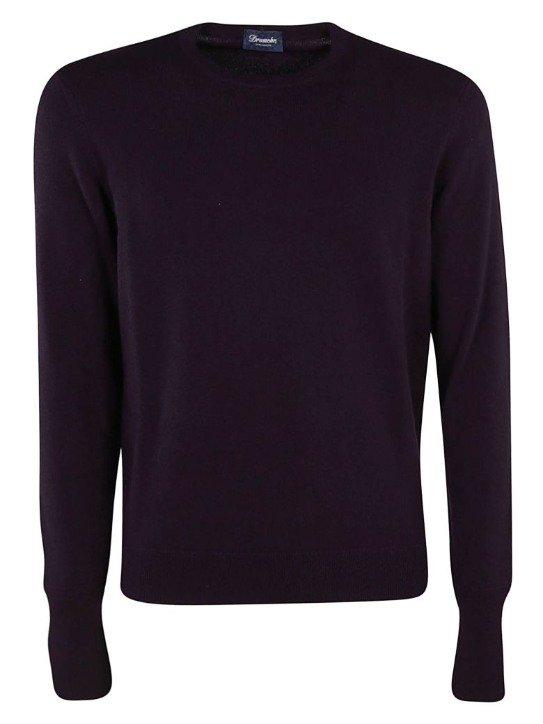 Drumohr Crew Neck Sweater - 860
