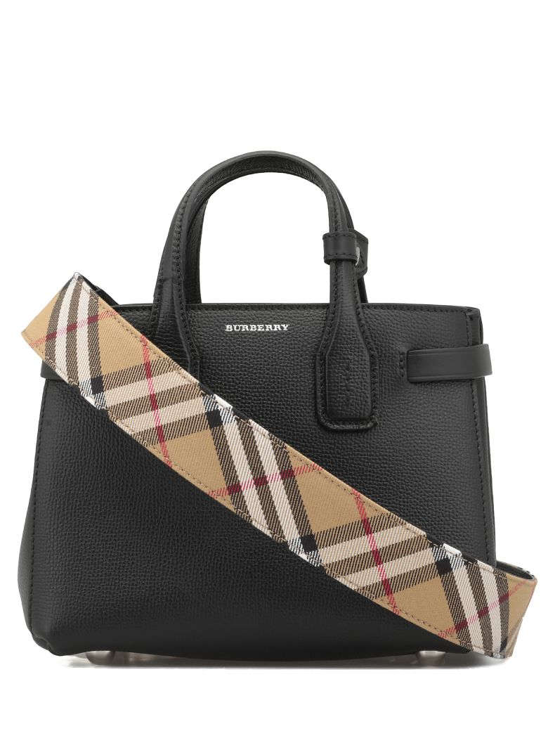 Burberry Baby Banner - BLACK