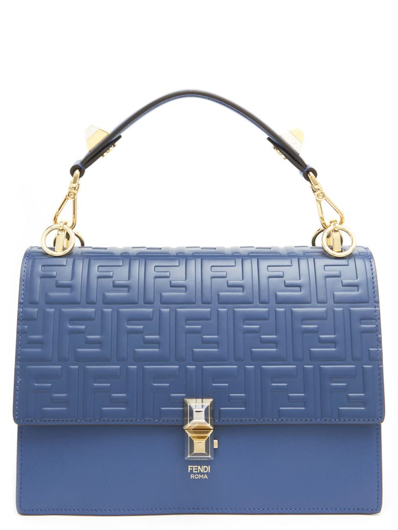 Fendi 'kan I' Bag - Blue
