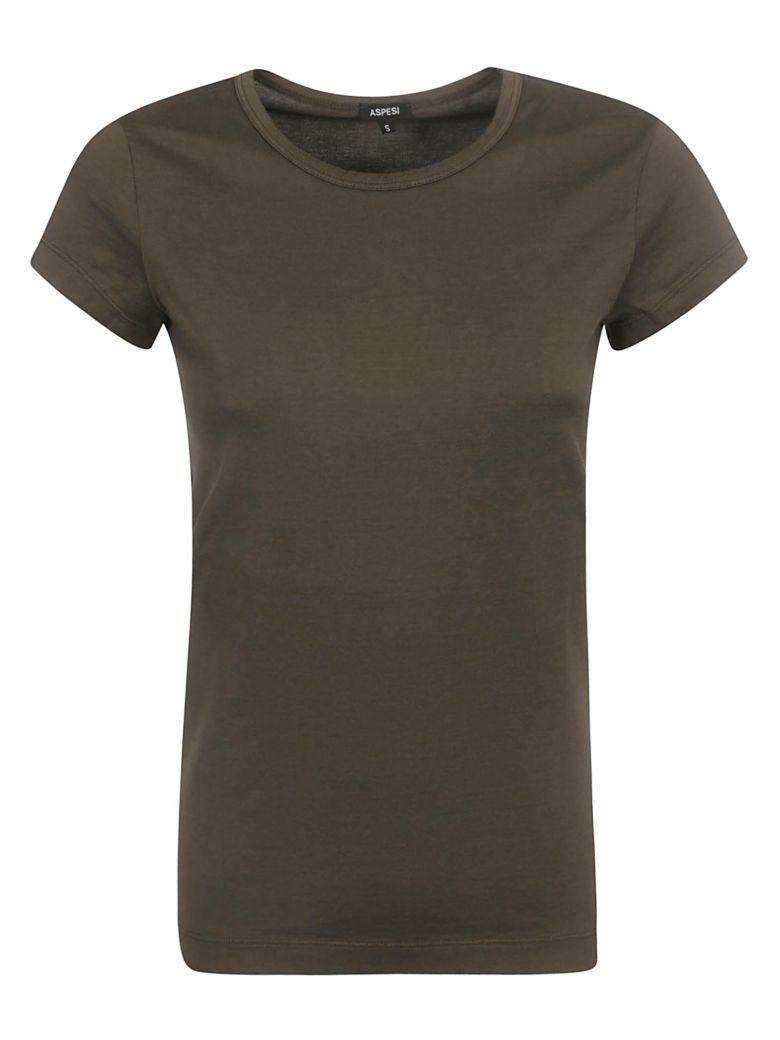 Aspesi Classic T-shirt - Verde